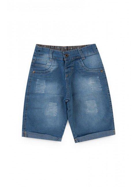 jeans azul piradinhos verao