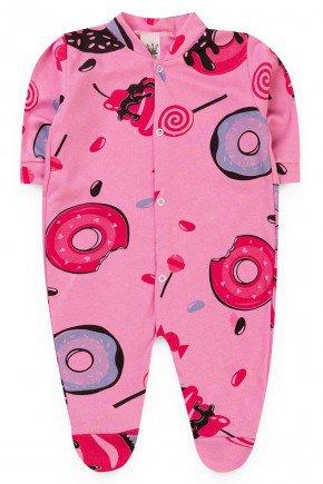 macacao donuts piradinhos rosa