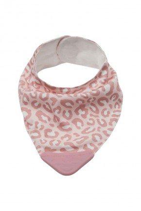 bandana rosa piradinhos