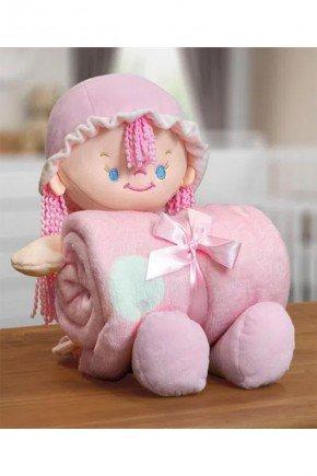 boneca rosa piradinhos