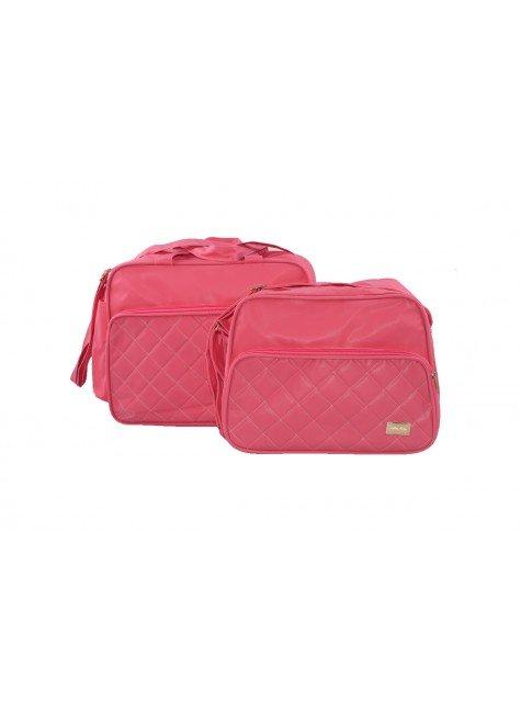 kit pink bolsa piradinhos