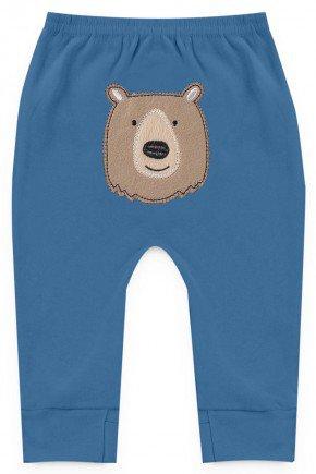 calca royal urso piradinhos