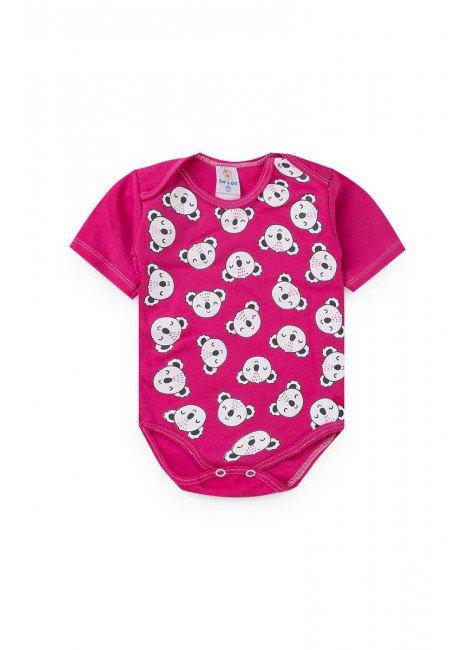 body pink coala piradinhos