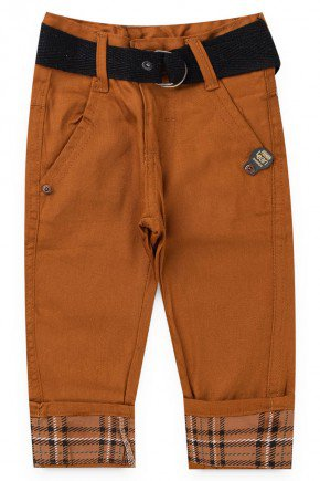calca laranja sarja piradinhos