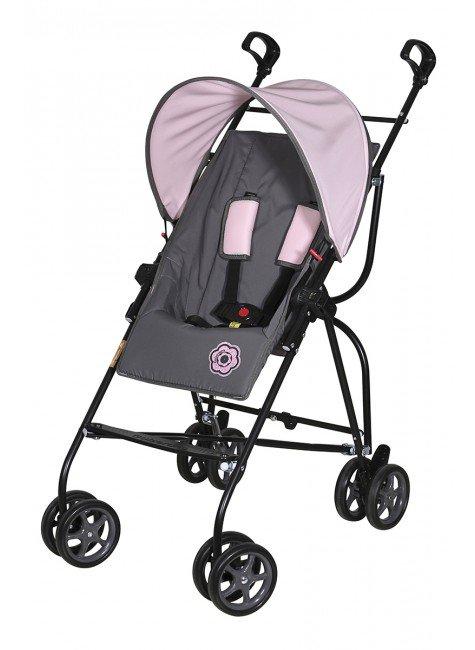 carrinho rosa capri piradinhos menina