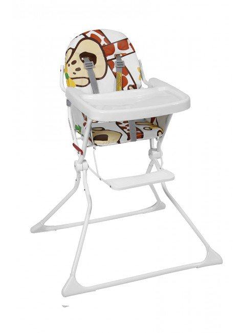 cadeirinha bebe alta girafa piradinhos