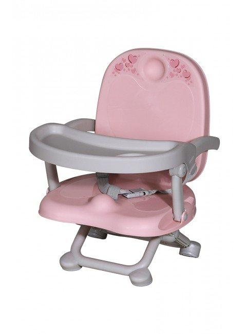 assento elevatorio piradinhos alto rosa bebe