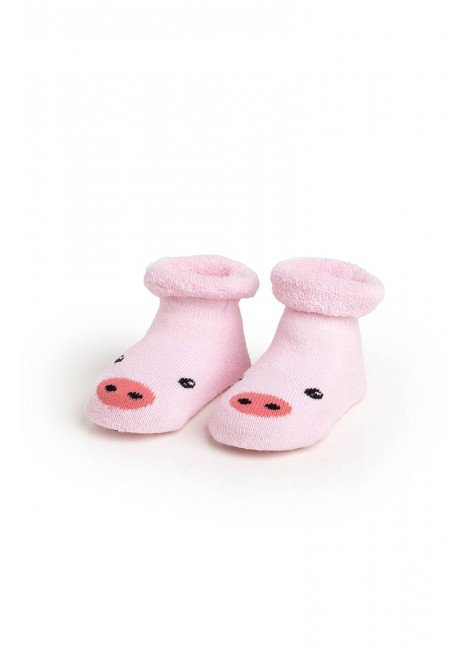 rosa porco conjunto piradinhos
