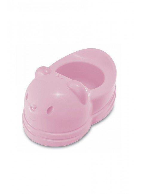 pinico urso rosa piradinhos