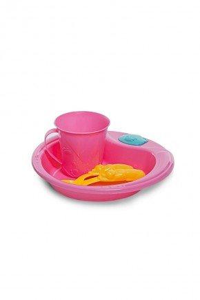 kit pink urso piradinhos