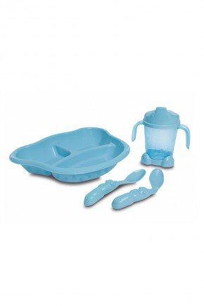 kit azul divisoria pradinhos menino