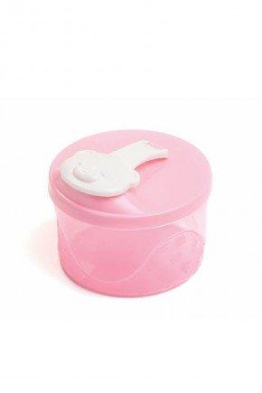pote leite infantil rosa