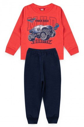 conjunto laranja carro piradinhos