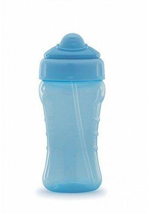 copo azul piradinhos menino