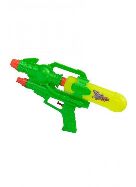 lanca agua piradinhos brinquedo infantil verde
