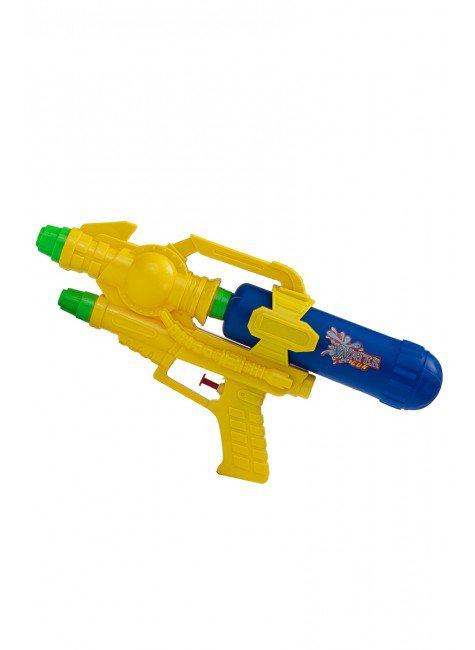 lanca agua piradinhos brinquedo infantil amarelo