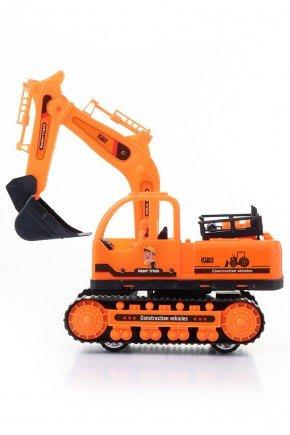 maquina piradinhos laranja plastico infantil brinquedo