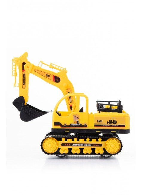 maquina amarelo piradinhos brinquedo infantil