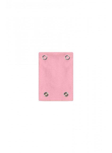 extensor rosa piradnhos bebe