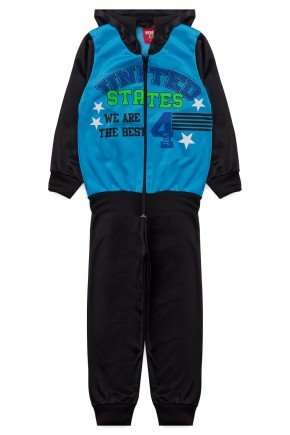 conjunto inverno infantil menino piradinhos azul preto united states